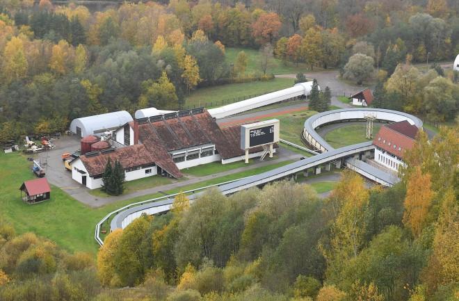 Stokholmai pašai savas bobsleja trases izbūve olimpiskajām spēlēm maksātu 85 miljonus eiro