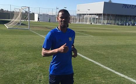 """""""Ventspils"""" spēlē neizšķirti pirmajā pārbaudes mačā, piesaista aizsargu no Togo"""