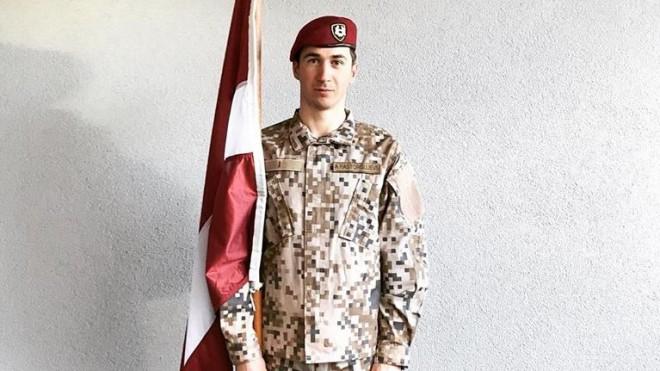 Rastorgujevs sagādā Latvijai vēsturē pirmo medaļu militārpersonu čempionātā