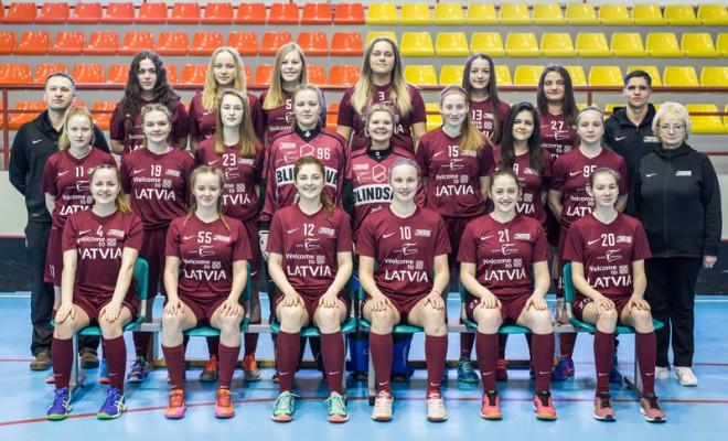 Paziņots Latvijas junioru izlases sastāvs startam pasaules čempionātā
