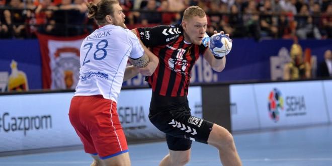 """Krištopāns un """"Vardar"""" uzsāks cīņu par EHF Čempionu līgas titulu"""