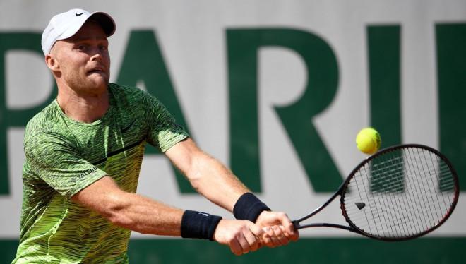 """Kvalifikācijā zaudējušais igaunis Zops sasniedz """"French Open"""" trešo kārtu"""