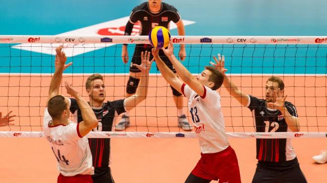 """Pekmans: """"Latvijas volejbola izlasei joprojām pietrūkst blokā"""""""