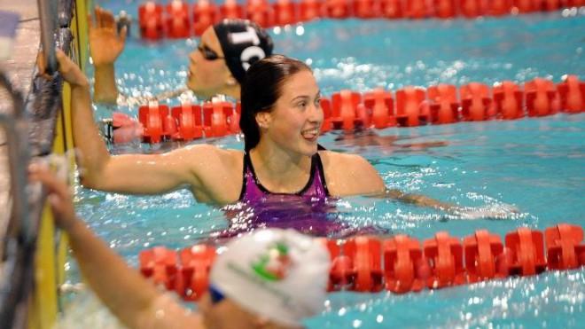 Talantīgā Maļuka izcīna 11. vietu EJČ finālā 50 metru brīvajā stilā