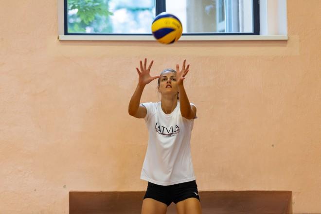 Annija Āboliņa – trešā Latvijas volejboliste Austrijā