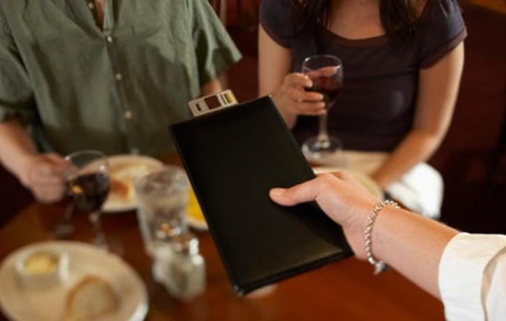 Restorāna tests vīriešiem un sievietēm
