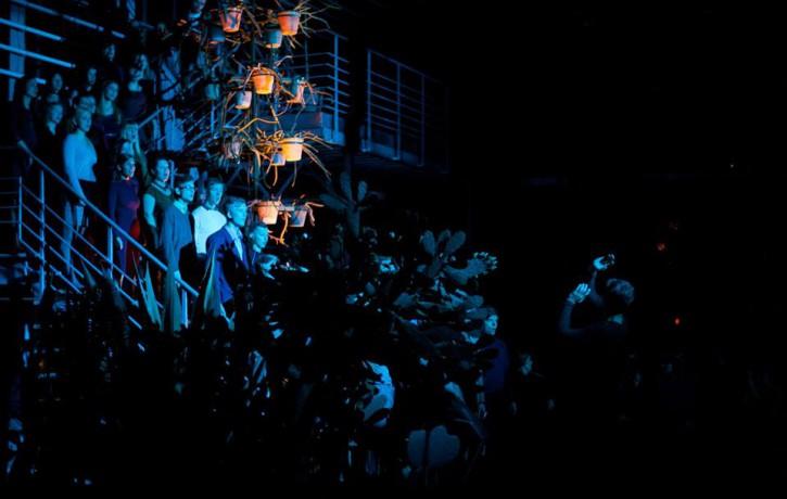 Jauniešu koris BALSIS aicina uz kormūzikas koncertu MĪLESTĪBA=II!