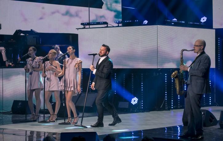 Jau rīt - mūzikas ierakstu gada balvas Zelta Mikrofons 2018 ceremonija
