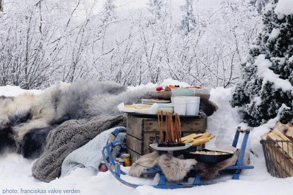 Ieteikumi pirms došanās Ziemassvētku piknikā