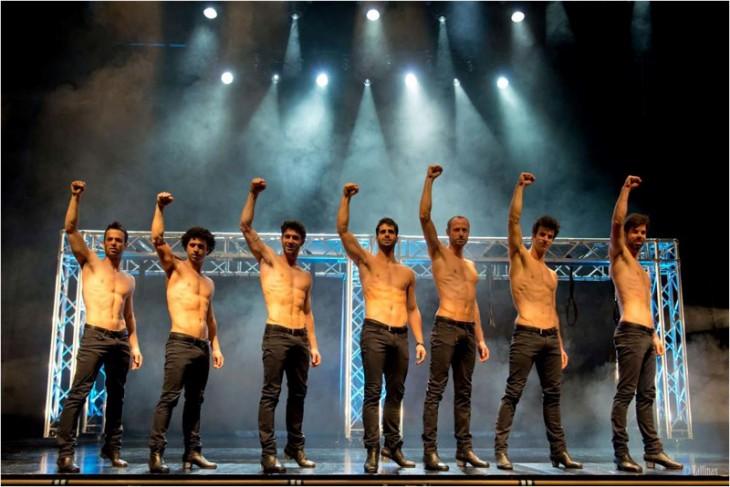 Rīgā būs skatams «Cirque du Soleil» režisora projekts «Los Vivancos»