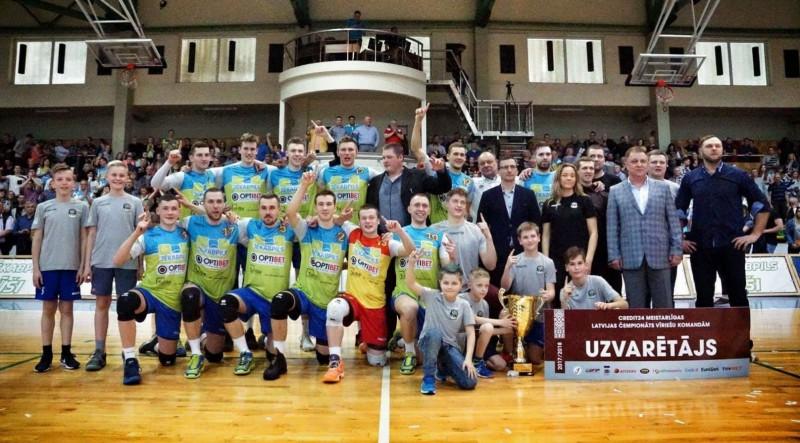 """BK """"Jēkabpils"""" turpinās spēlēt augstākajā līmenī un audzinās jaunos talantus"""