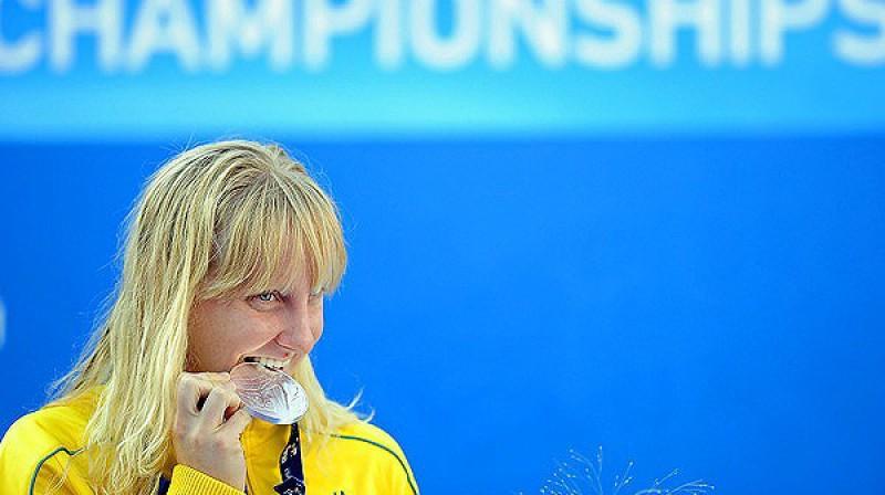 Džesika Šipere Foto: Reuters