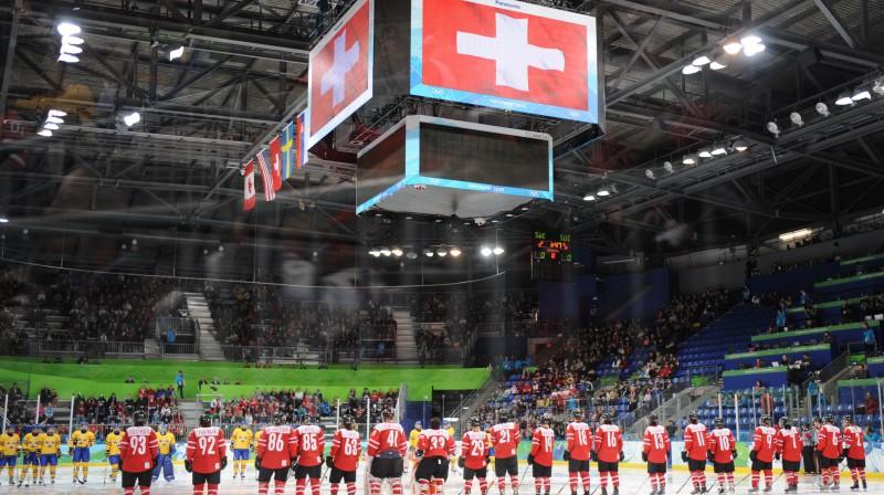 ''UBC Thunderbird Arena'' Foto: AFP/Scanpix
