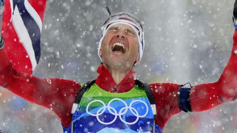 Ūle Einārs Bjerndālens Foto: AFP/Scanpix