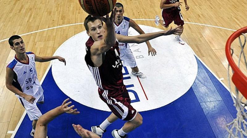 Kaspars Vecvagars Foto: Robertas Dackus, FIBA Europe