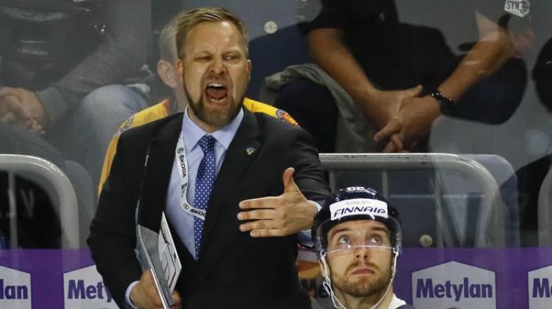 Lauri Marjameki Foto: Reuters/Scanpix