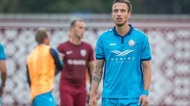Antons Kurakins. Foto: Zigismunds Zālmanis (Riga FC)