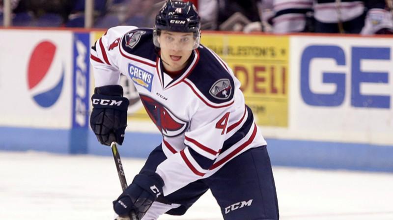 Kristofers Bindulis. Foto: stingrayshockey.com
