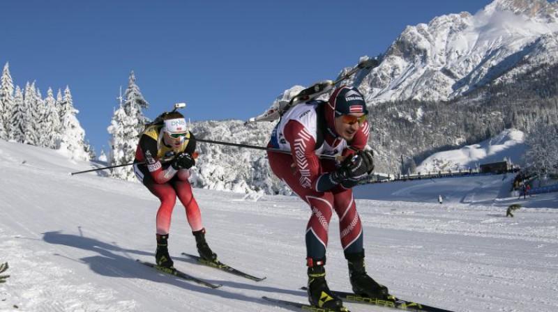 Juhanness Bē un Andrejs Rastorgujevs. Foto: EPA/Scanpix