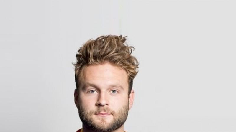 Niklass Jensens. Foto: KHL