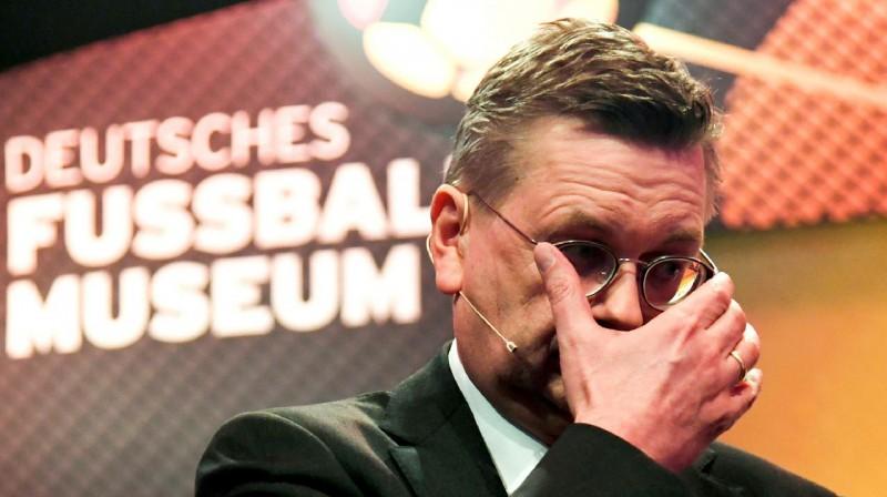 Reinhards Grindels. Foto: Reuters / Scanpix