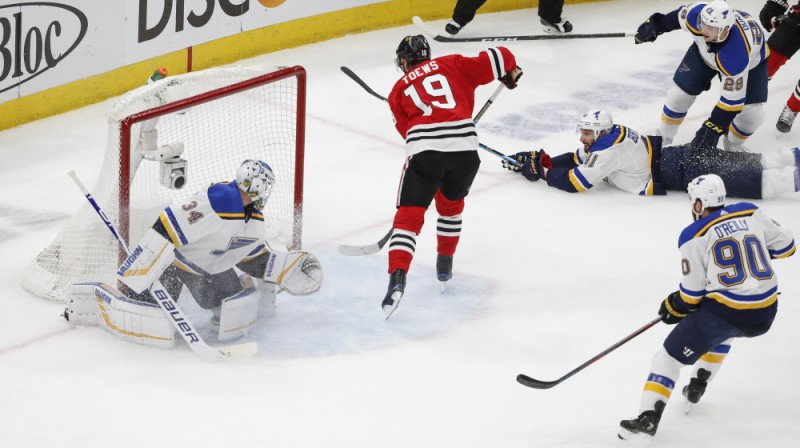 Džonatans Teivzs. Foto: USA Today Sports/Scanpix