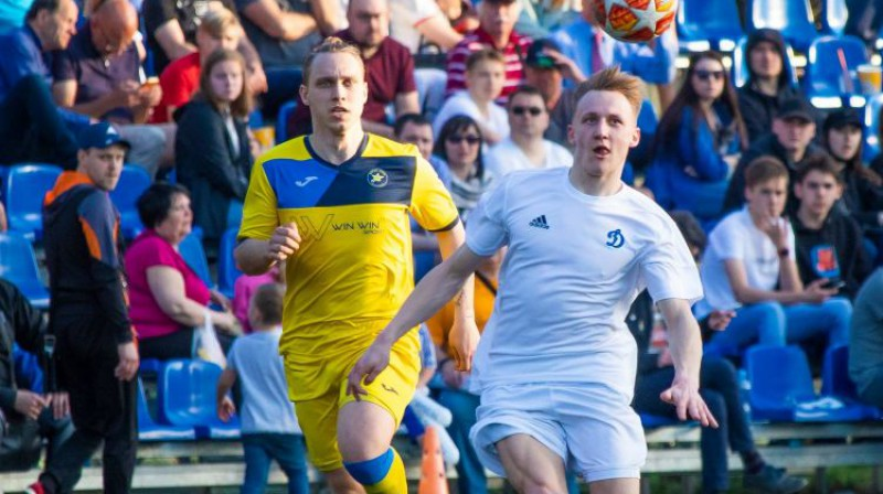 Foto: FK Dinamo Rīga