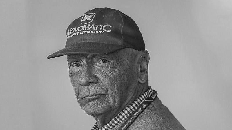 Nikijs Lauda (1949-2019).