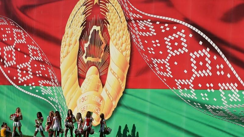 Baltkrievija briest Eiropas spēlēm. Foto: Jegors Jeremovs, rsport.ria.ru