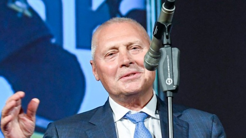 Juris Savickis. Foto: Ilmārs Znotiņš, Latvijas Hokeja federācija