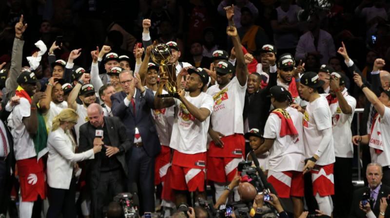 "Toronto ""Raptors"". Foto: USA Today Sports/Scanpix"