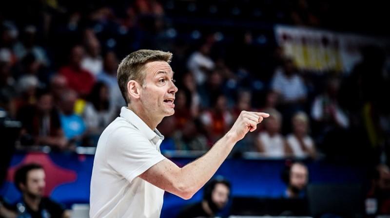 Olafs Lange. Foto: FIBA