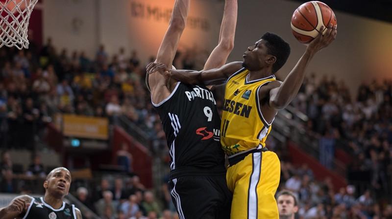 Vess Vešpuns. Foto: FIBA