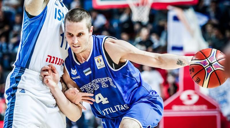 Rains Veidemans. Foto: FIBA