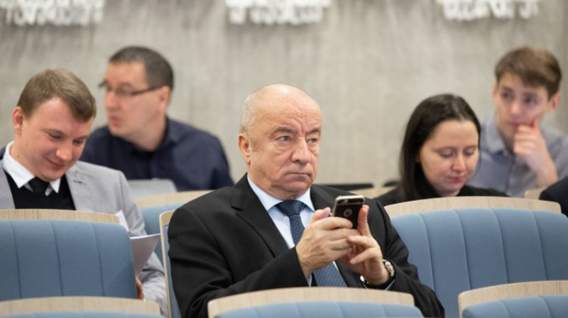 Jānis Mežeckis. Foto: Vladislavs Proškins/F64