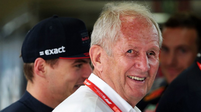 Helmuts Marko. Foto: Red Bull Racing