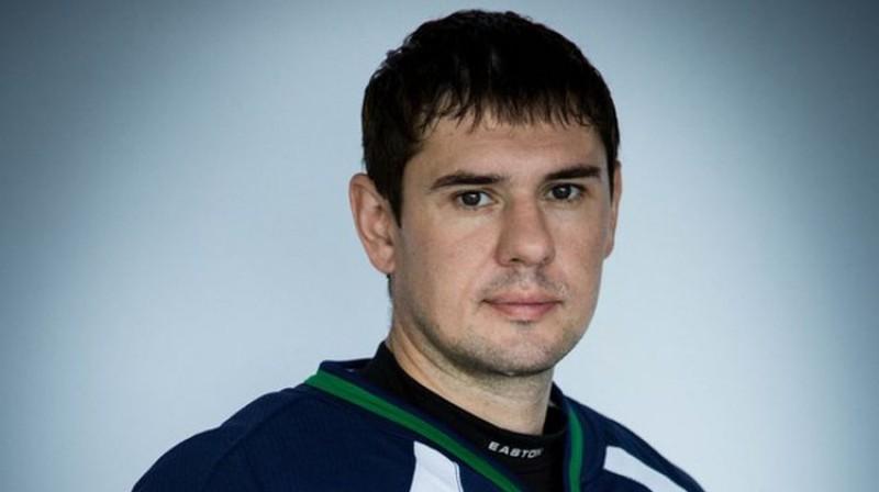 Vitālijs Šulakovs. Foto: ugra-hc.ru