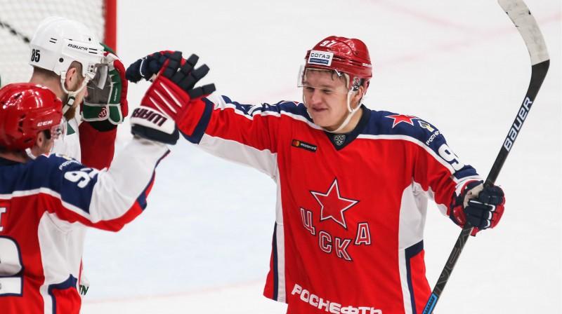 Kirils Kaprizovs. Foto: Tass/Scanpix