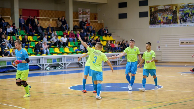Jēkabpils lūši/Ošukalns. Foto: Sporta klubs Jēkabpils lūši