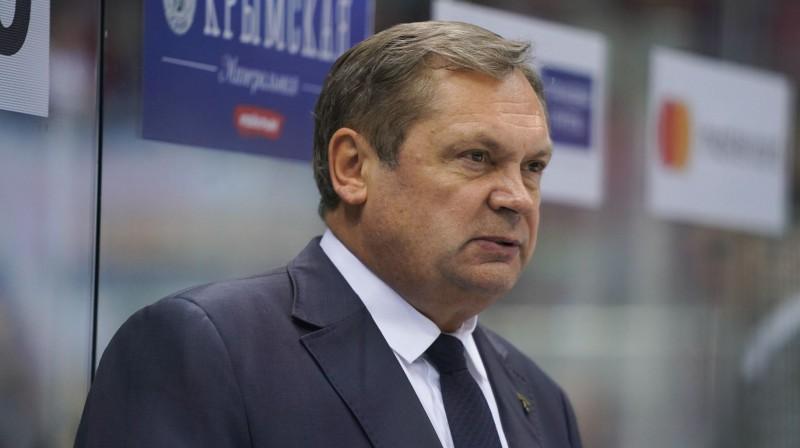 Leonīds Beresņevs. Foto: hcsochi.ru