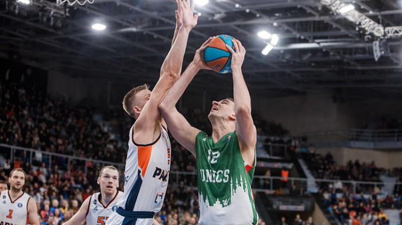 Mareks Mejeris. Foto: VTB League