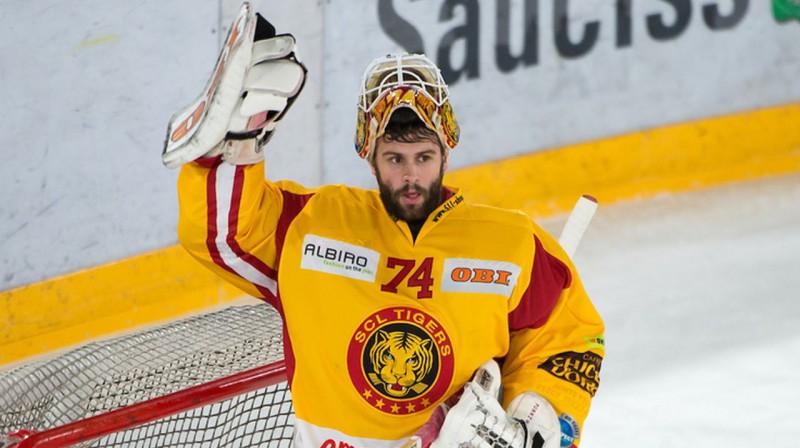 Ivars Punnenovs. Foto: swisshockeynews.ch