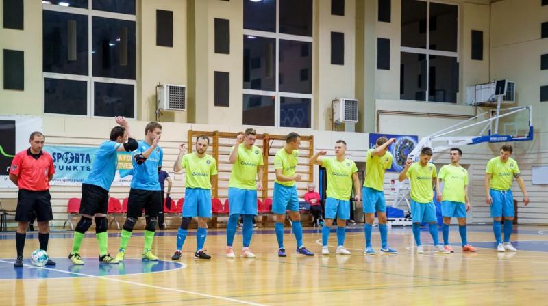"""""""Jēkabpils Lūši""""/""""Ošukalns"""". Foto no komandas Facebook profila"""