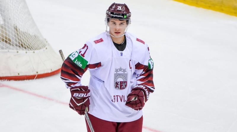 Deniss Fjodorovs. Foto: hockey.by