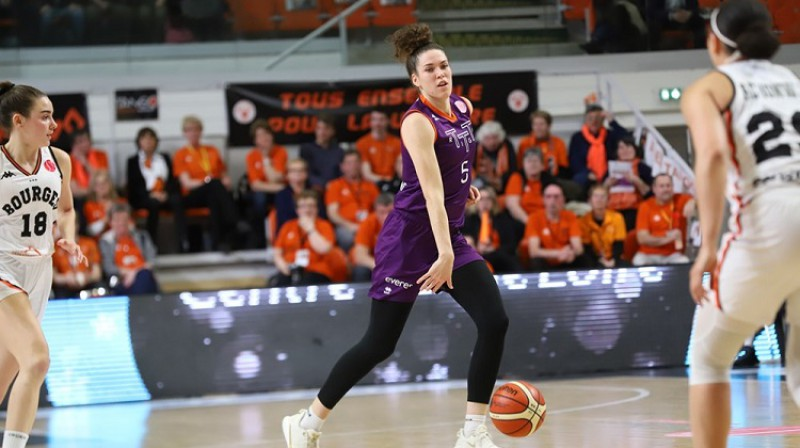 Megana Hafa. Foto: FIBA