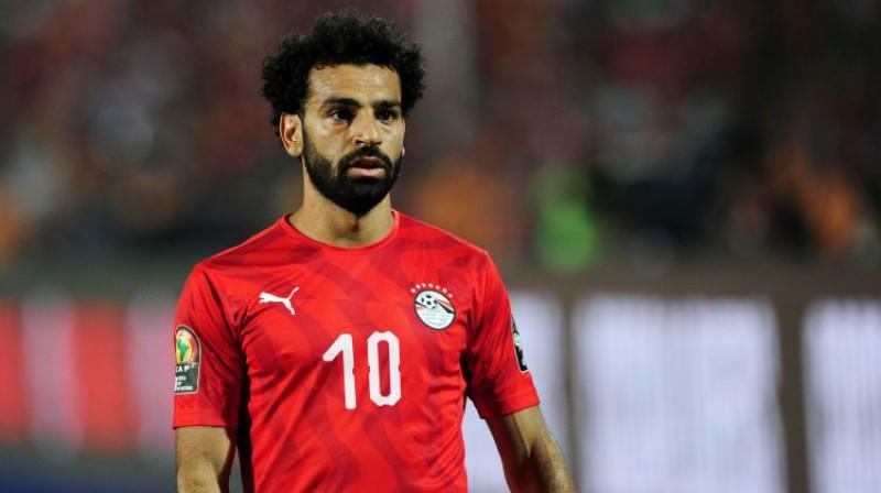 Mohameds Salāhs. Foto: Sports Inc/PA Images/Scanpix