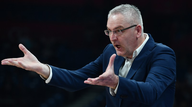 Arī galvenais treneris Ivans Veličs piekrita atlaišanai. Foto: PA Images/Scanpix