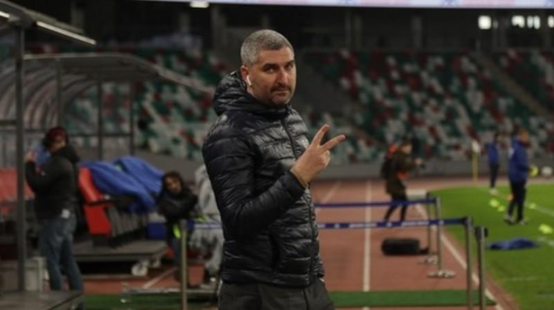 BATE galvenais treneris Kirils Alševskis. Foto: fcbate.by