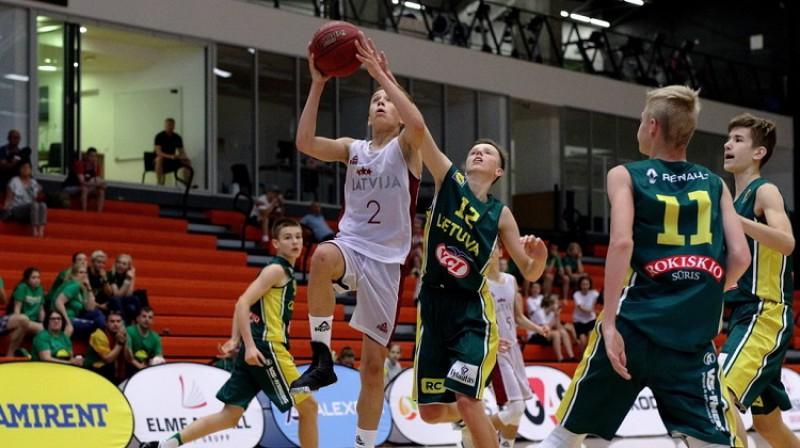 Krišjānis Āboltiņš. Foto: Siim Semiskar, basket.ee