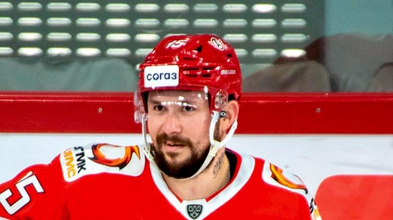 Anatolijs Goliševs. Foto: HC Avtomobilist